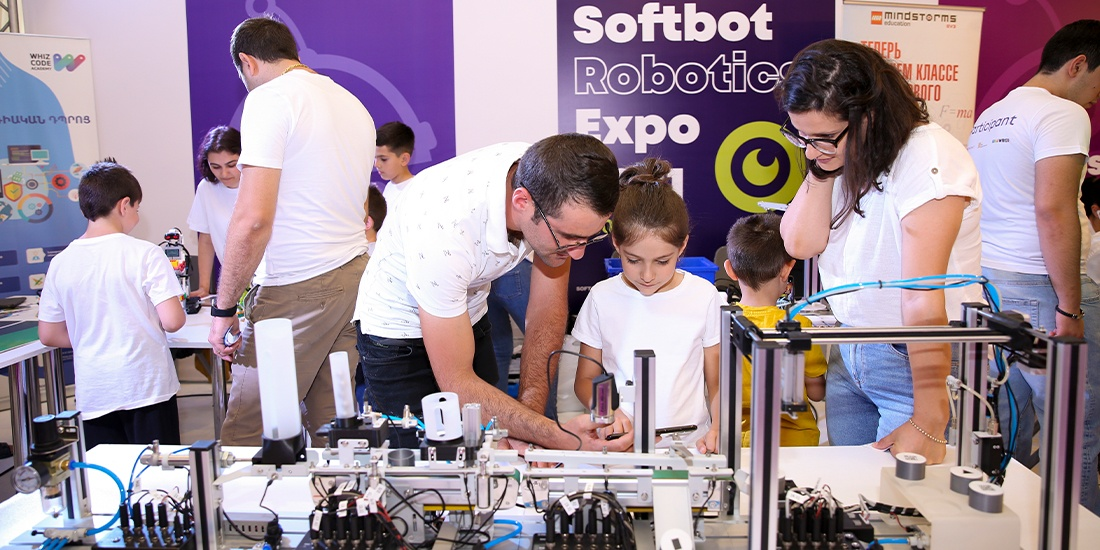 The Number of Participants in the World Robot Olympiad Was Doubled This Year