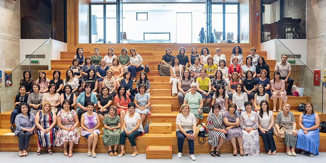 Ayb Strives To Have a Strong Teacher Community