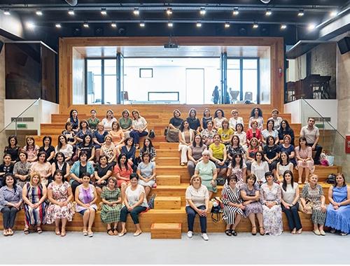 «Айб» стремится сформировать сплоченное сообщество учителей